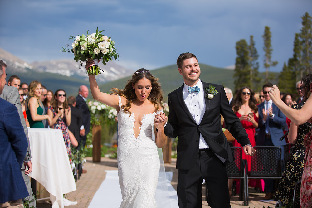 Ten Mile Station Wedding - Breckenridge Wedding - Colorado Wedding