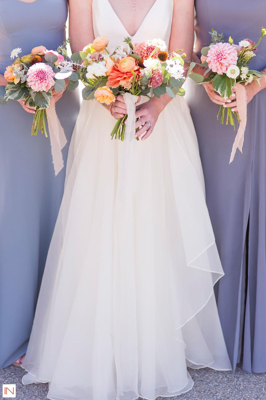 Keystone Wedding Planner - Timber Ridge Wedding - Bride and Bridesmaids