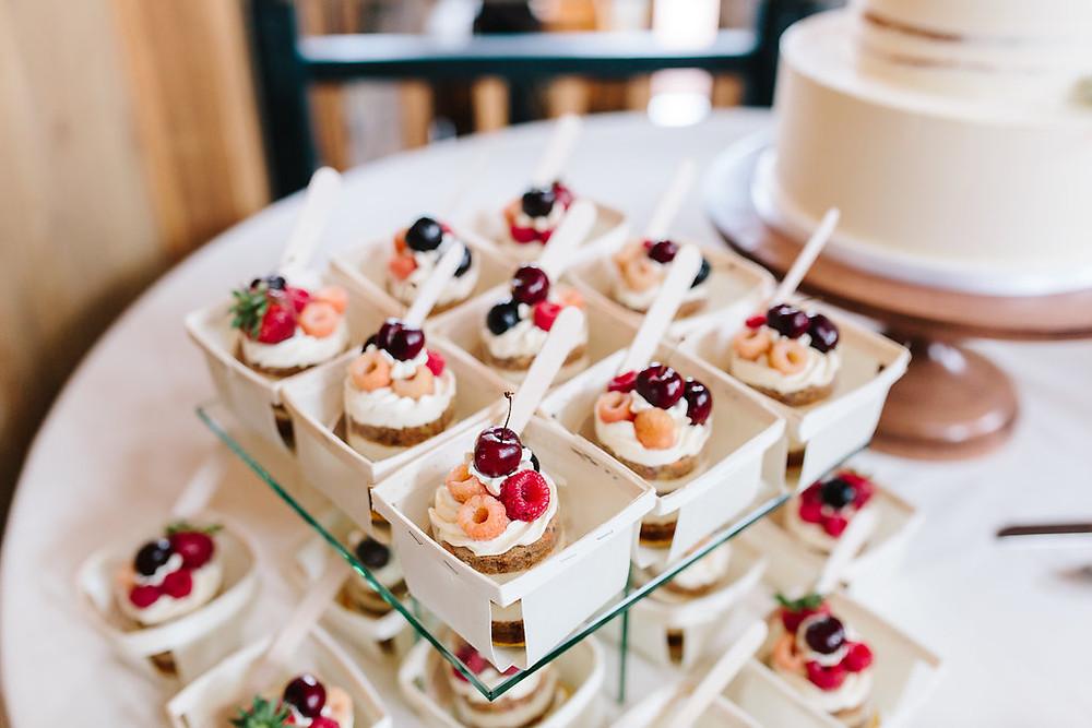 Breckenridge Wedding Planner - Ten Mile Station Wedding - Wedding Cake