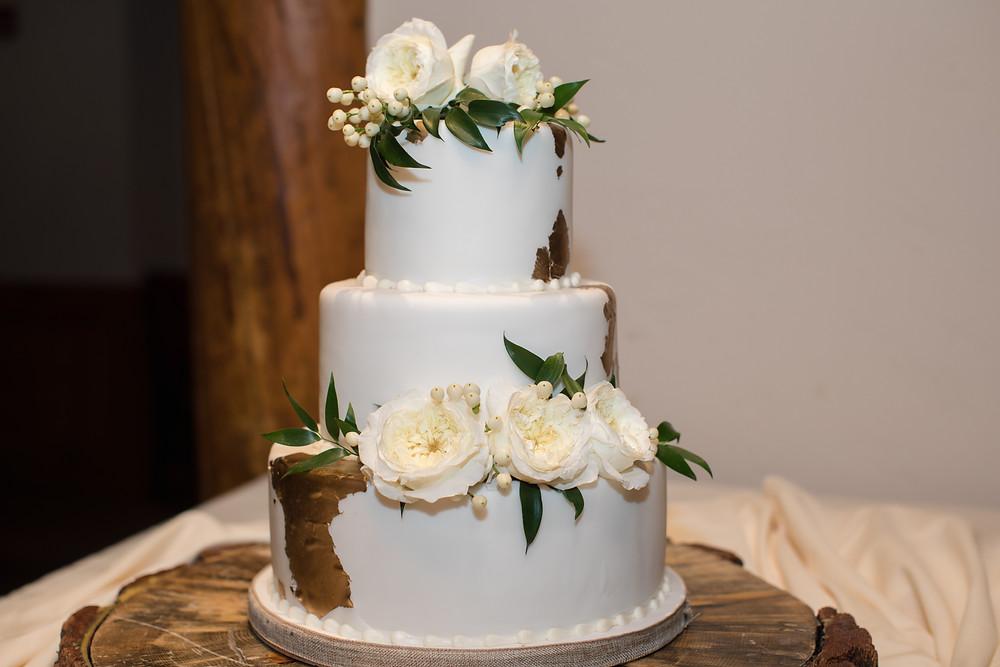 Keystone Wedding Planner - Alpenglow Stube Wedding - Wedding Cake