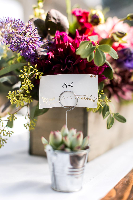Colorado Wedding Planner - Colorado Wedding Centerpiece