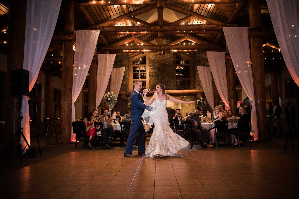 Keystone Wedding - Timber Ridge Wedding - First Dance