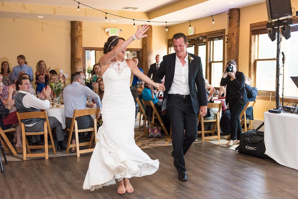 Breckenridge Wedding Planner - The Lodge at Breckenridge Wedding - Grand Entrance