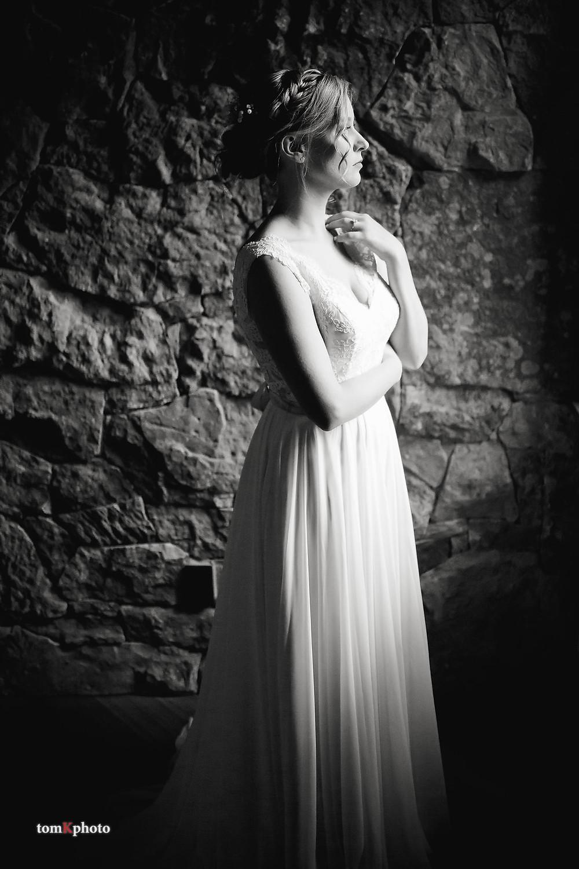 Breckenridge Wedding - Bride