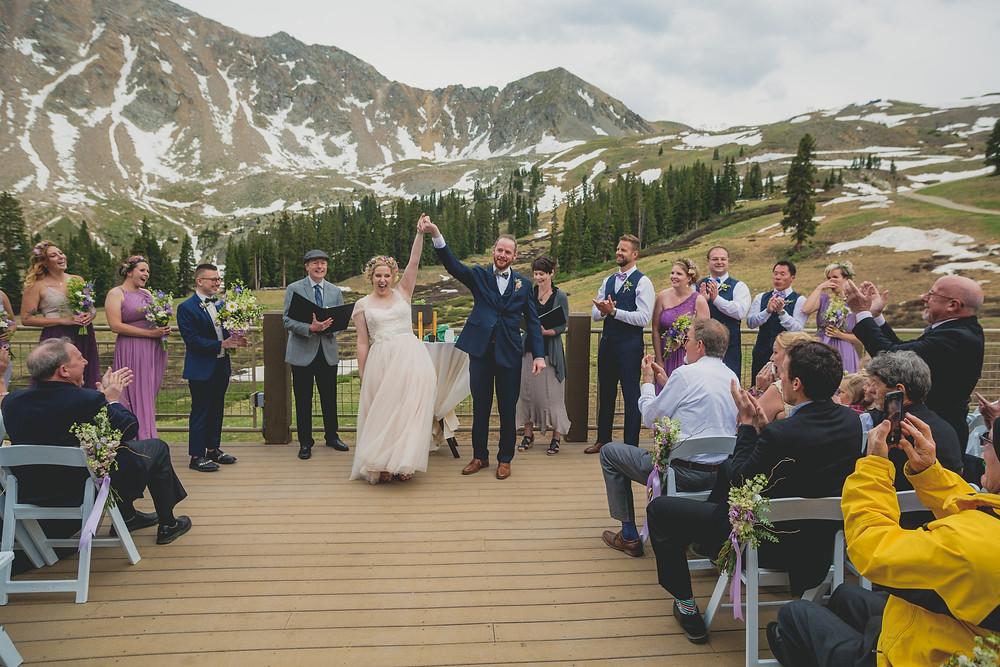 ABasin Wedding Planner - Just Married