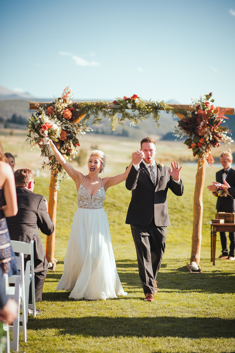 Keystone Wedding - Keystone Ranch Wedding - Colorado Wedding