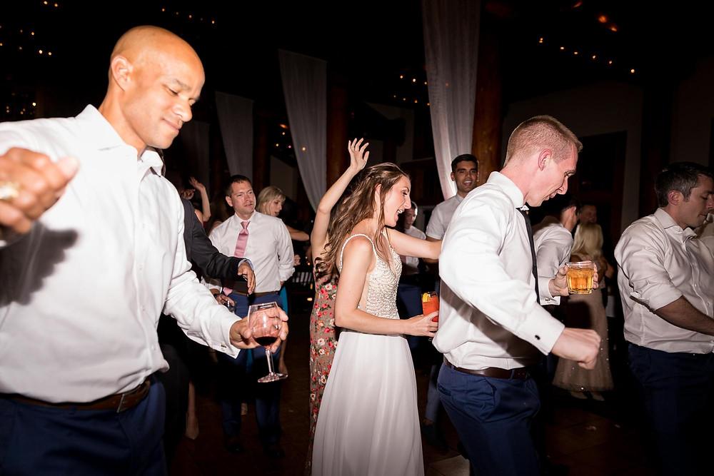 Keystone Wedding - Timber Ridge Wedding - Wedding Reception