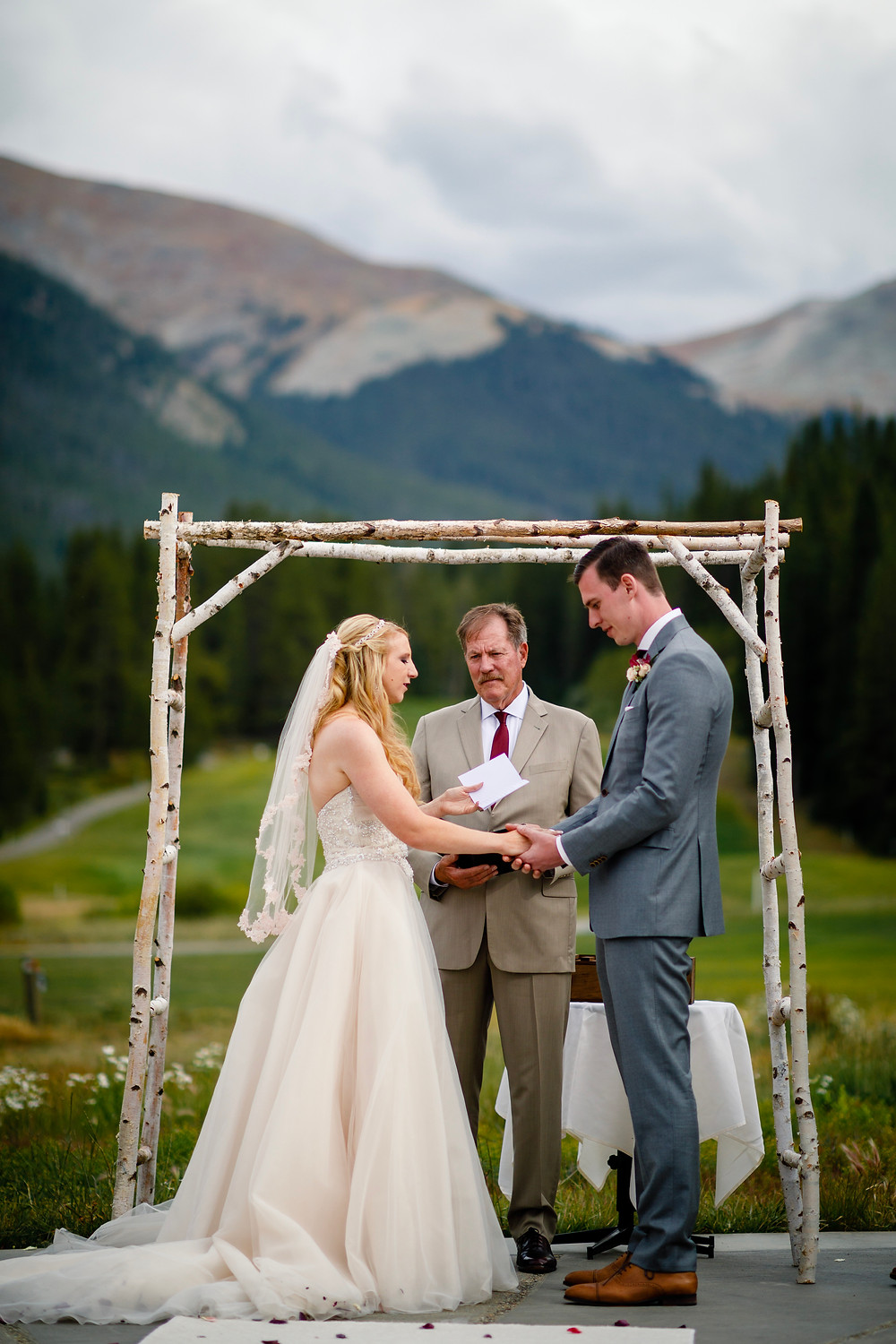 Copper Mountain Wedding Planner - Wedding Ceremony
