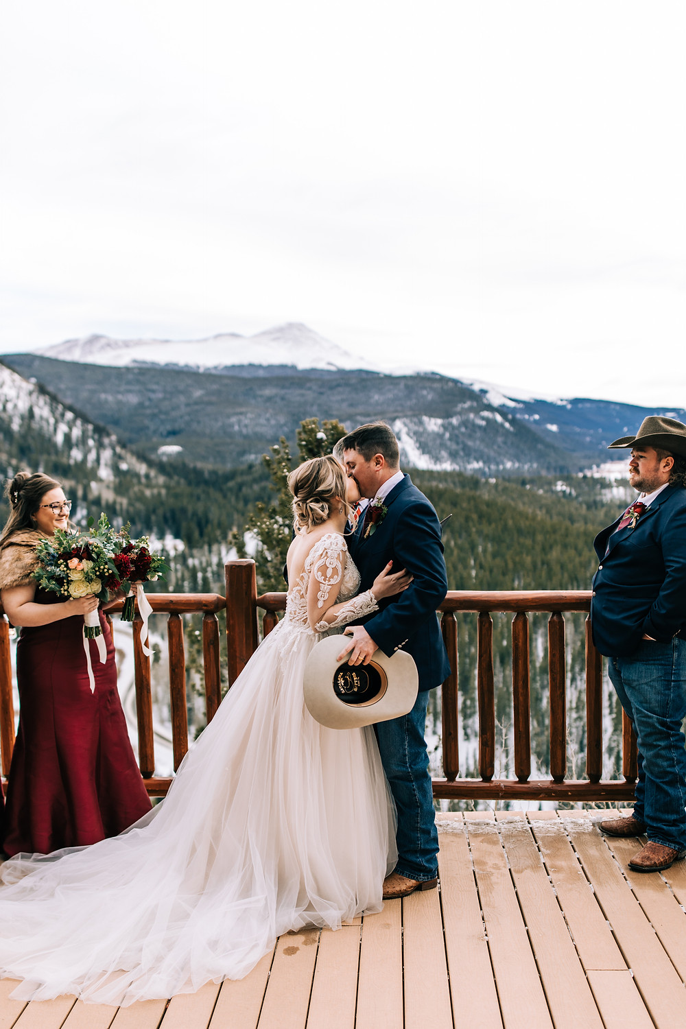 The Lodge at Breckenridge Wedding  - Breckenridge Wedding