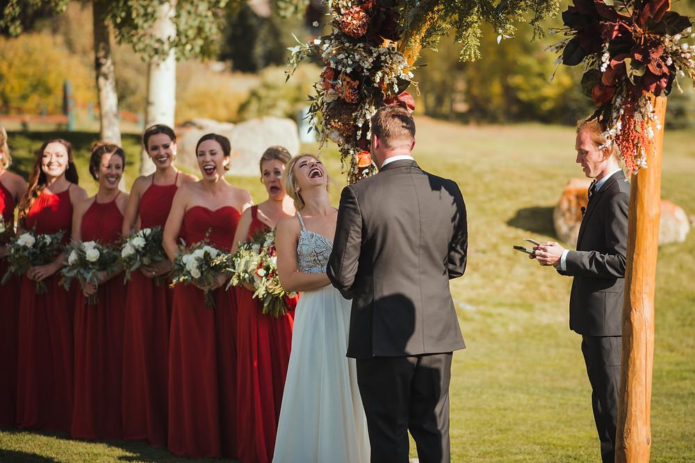 Keystone Wedding Planner - Wedding Ceremony