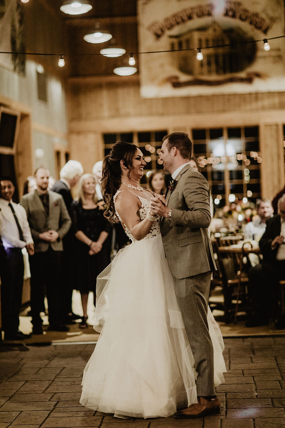 Ten Mile Station Wedding - Breckenride Wedding - First Dance