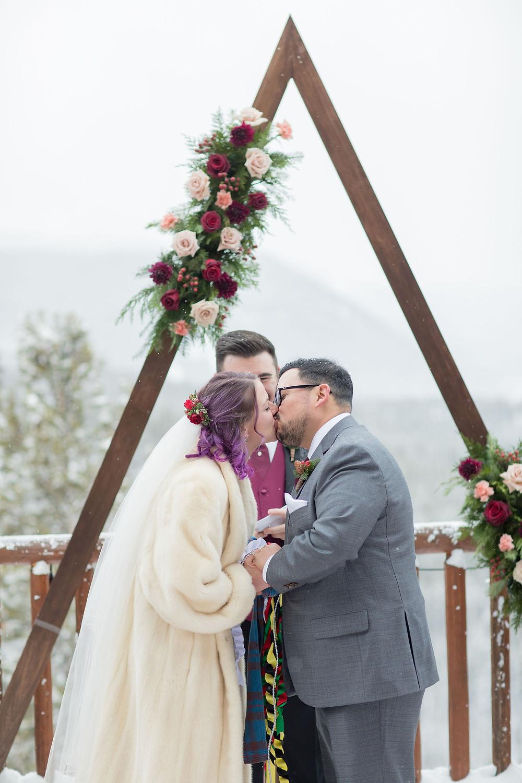 Breckenridge Wedding Planner - The Lodge at Breckenridge Wedding - Wedding Ceremony