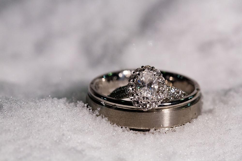 Keystone Wedding Planner - Alpenglow Stube Wedding - Wedding Rings