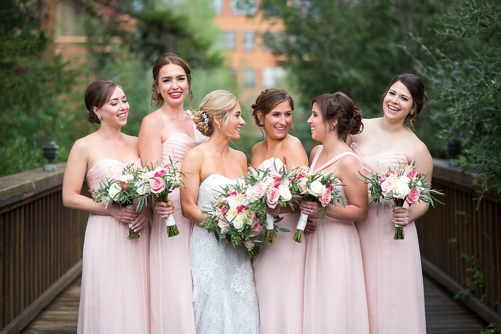 Colorado Wedding Planner - Colorado Bridesmaids