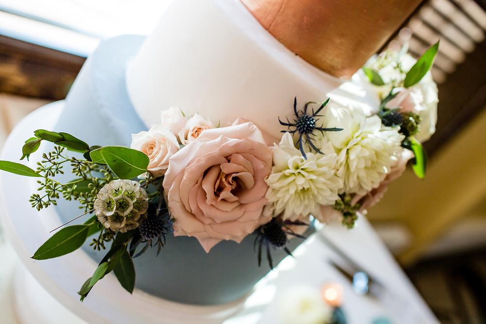 Breckenridge Wedding Planner - The Lodge at Breckenridge Wedding - Wedding Cake