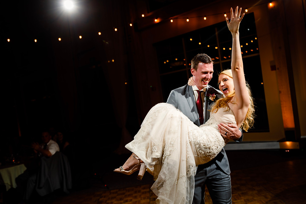 Copper Mountain Wedding Planner -  First Dance