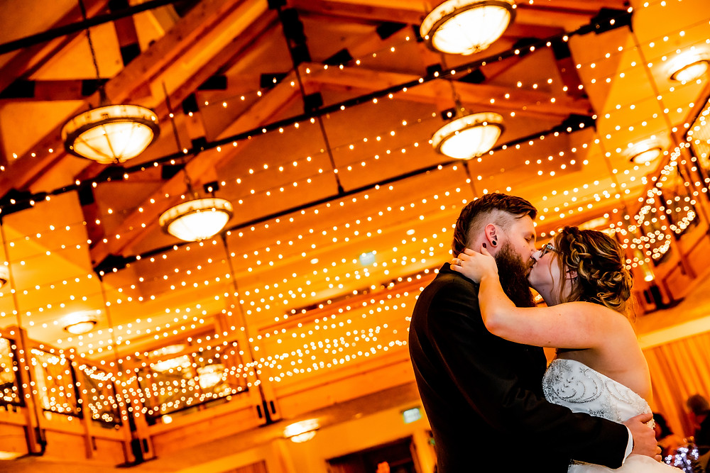 Silverthorne Pavilion Wedding - First Dance