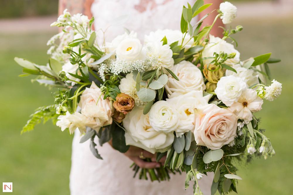 Keystone Wedding - Keystone Ranch Wedding - Bridal Bouquet