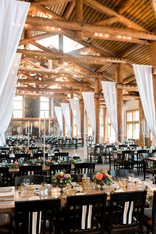 Keystone Wedding Planner - Keystone Wedding Reception