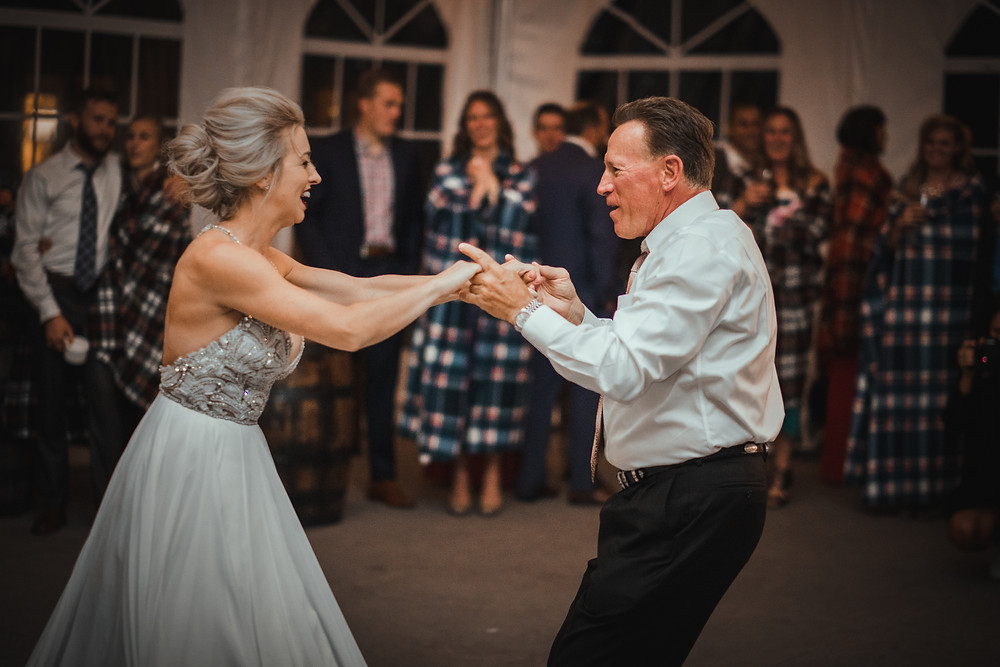 Keystone Wedding Planner - Father Daughter Dance