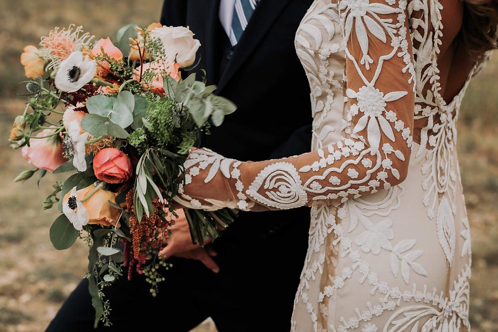 Keystone Wedding Planner - Timber Ridge Wedding - Bridal Bouquet