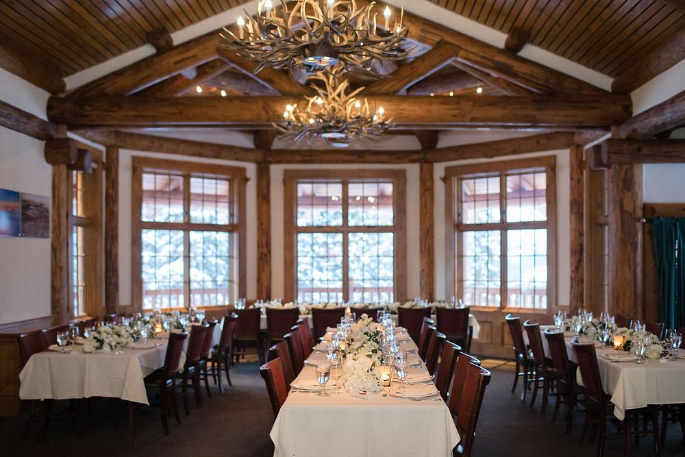 Keystone Wedding Planner - Alpenglow Stube Wedding