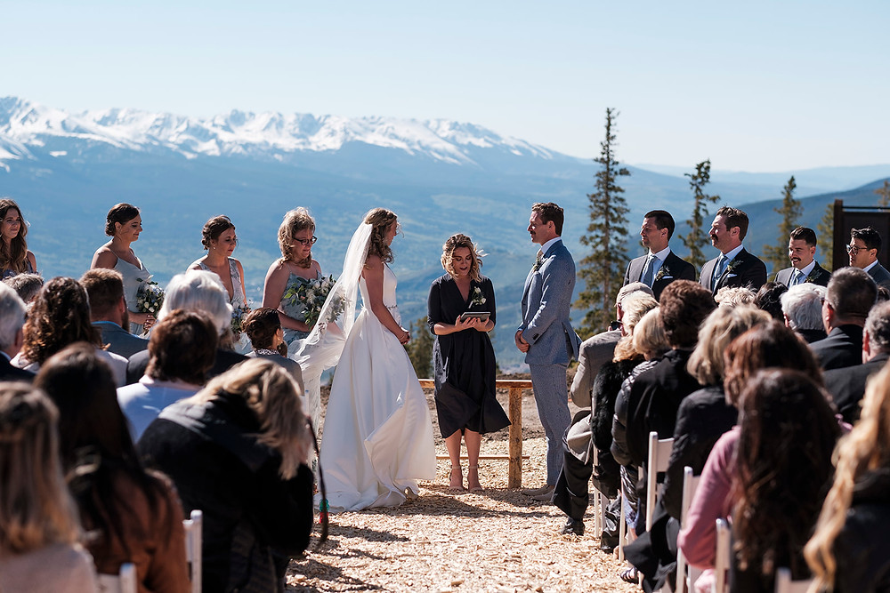 Keystone Wedding Planner - Timber Ridge Wedding - Wedding Ceremony