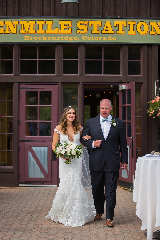 Ten Mile Station Wedding, Ten Mile Station Wedding