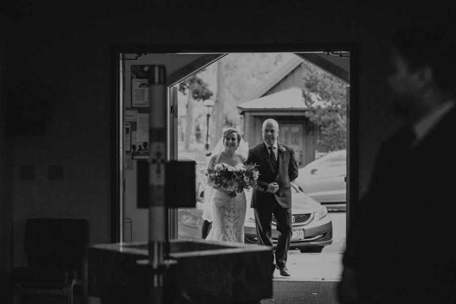 Breckenridge Wedding - Ten Mile Station Wedding - St Mary's Wedding
