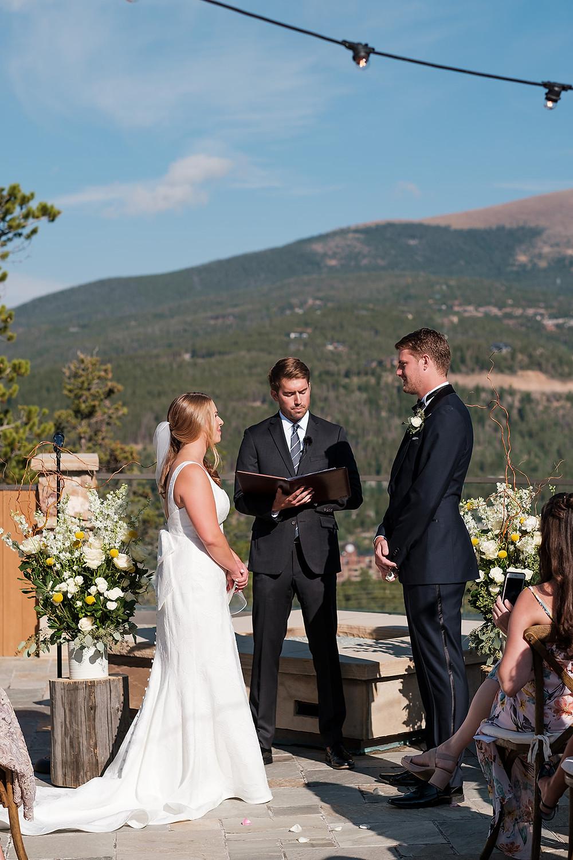 Breckenridge Wedding - Chateau of Breckenridge Wedding