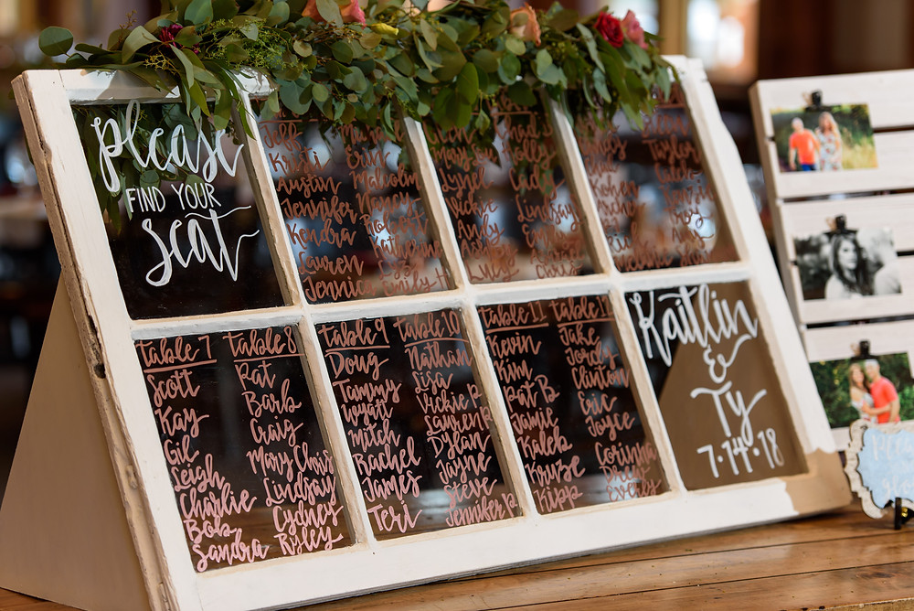 Keystone Wedding Planner - Timber Ridge Wedding