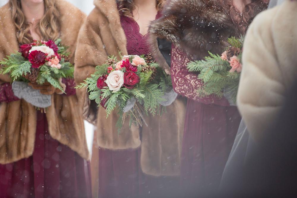 Breckenridge Wedding Planner - The Lodge at Breckenridge Wedding - Bridesmaids