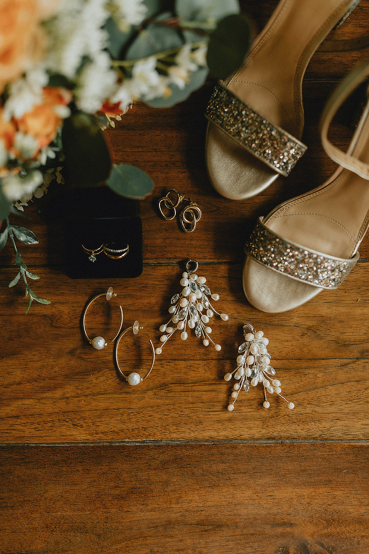 Bridal Accessories - Breckenridge Wedding