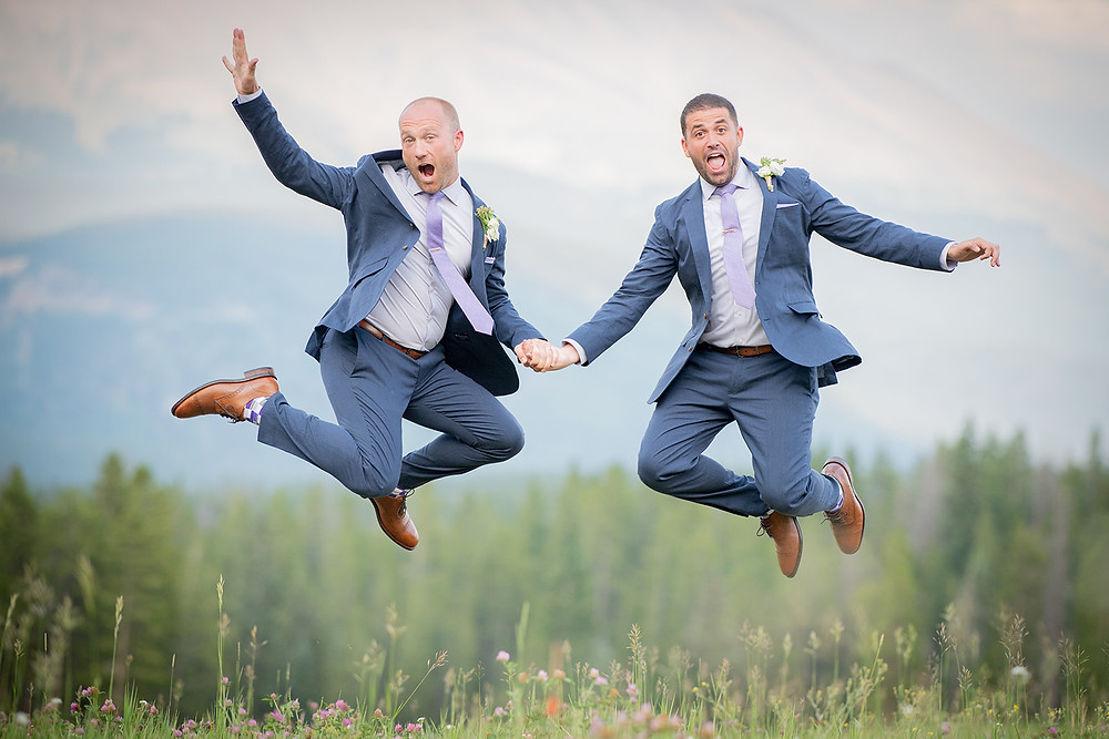 Breckenridge Wedding Planner - Ten Mile Station Wedding - Same Sex Wedding