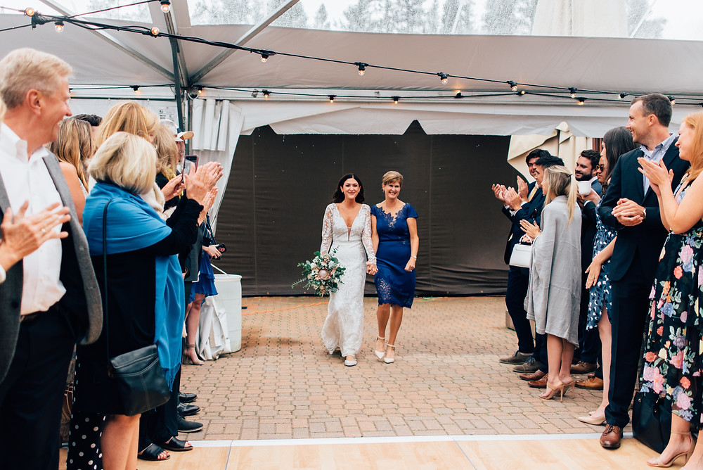 Breckenridge Wedding Ceremony