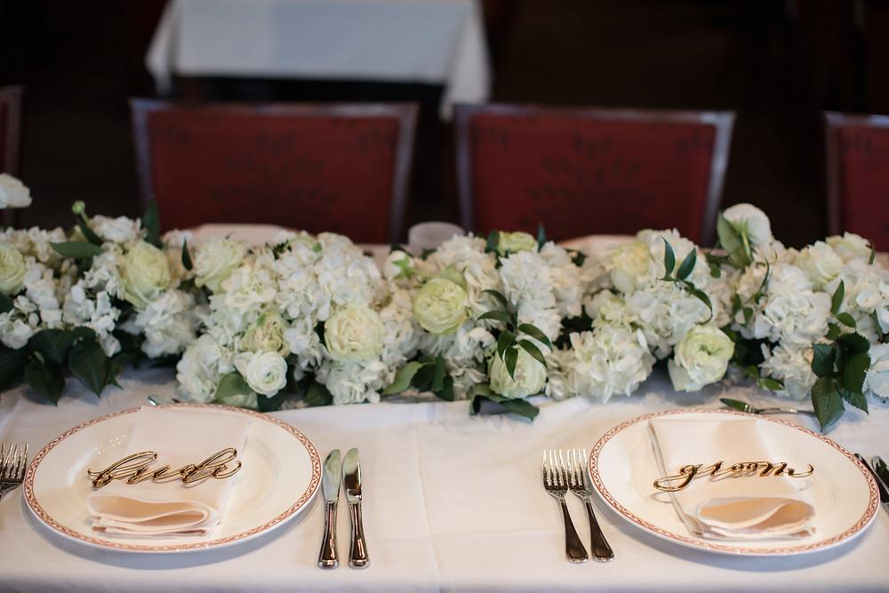 Keystone Wedding Planner - Alpenglow Stube Wedding - Centerpiece