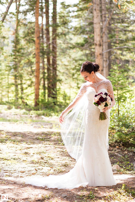 Breckenridge Wedding Planner - Bride