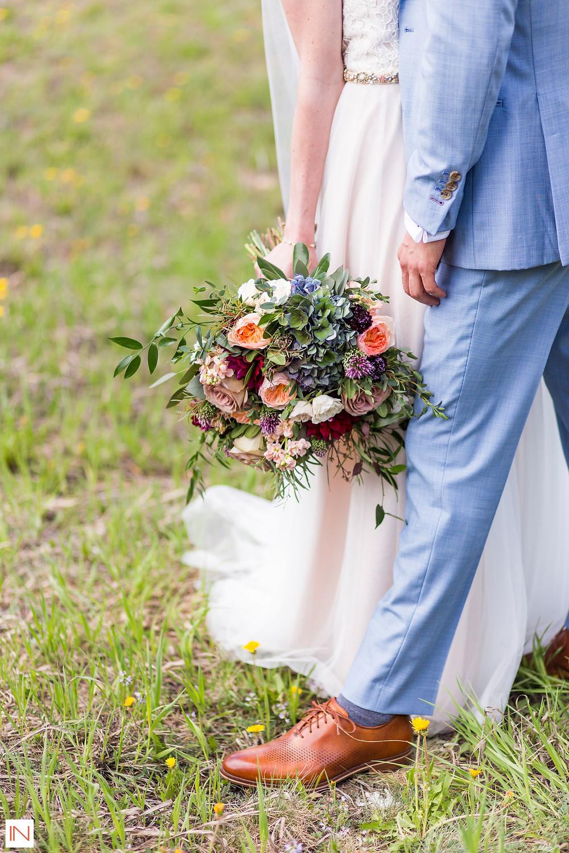 Breckenridge Wedding Planner - Ten Mile Station - Bride and Groom