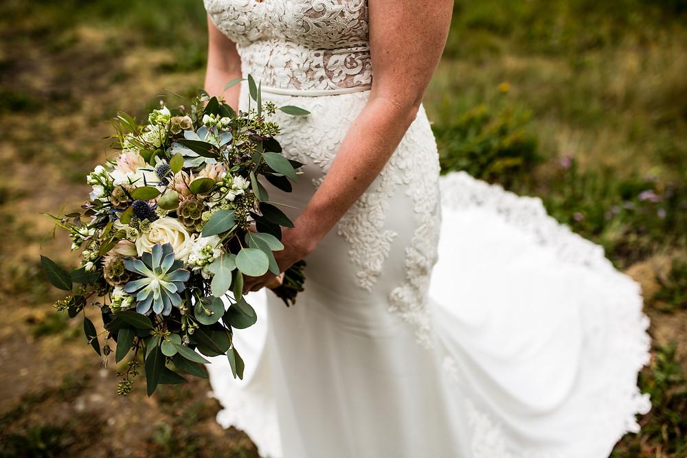 Breckenridge Wedding Planner - The Lodge at Breckenridge Wedding - Bridal Bouquet