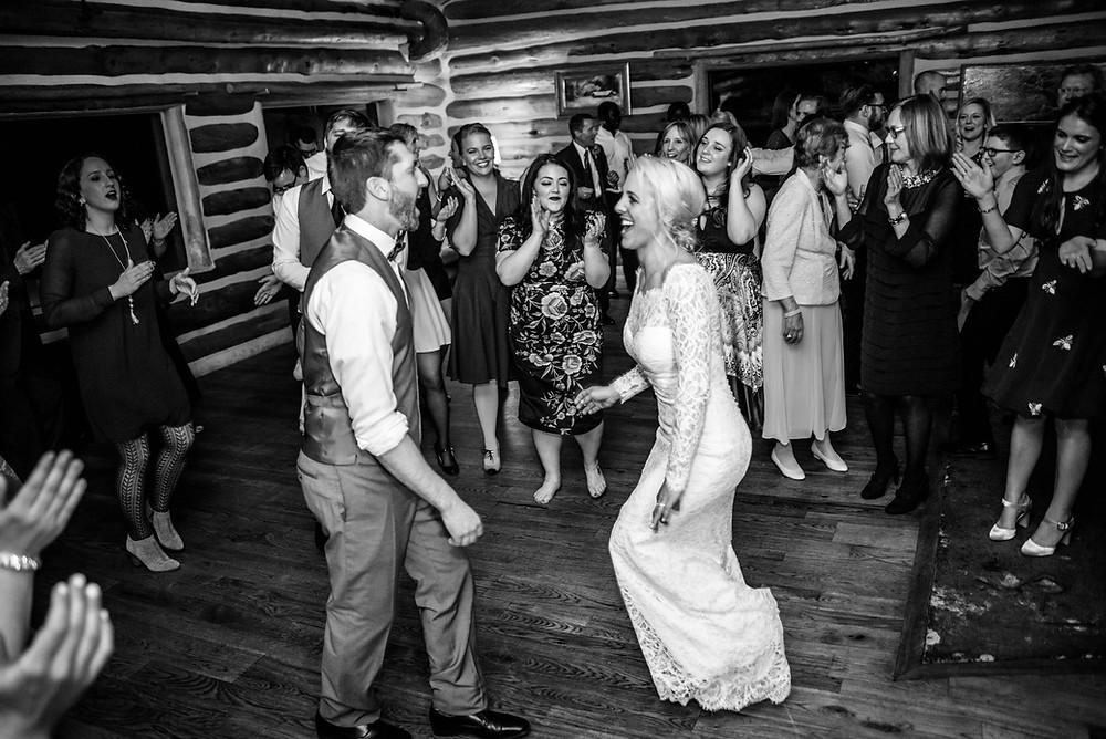 Keystone Wedding Reception