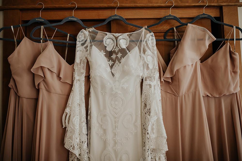 Timber Ridge Wedding - Keystone Wedding Planner - Wedding Dress