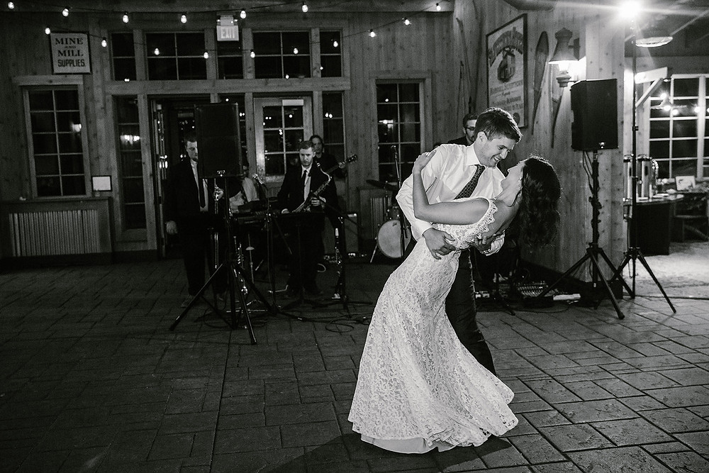 Breckenridge Wedding Planner - Ten Mile Station Wedding - First Dance
