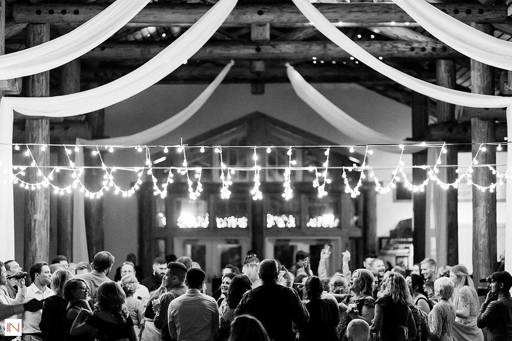 Breckenridge Wedding - Timber Ridge Wedding Reception