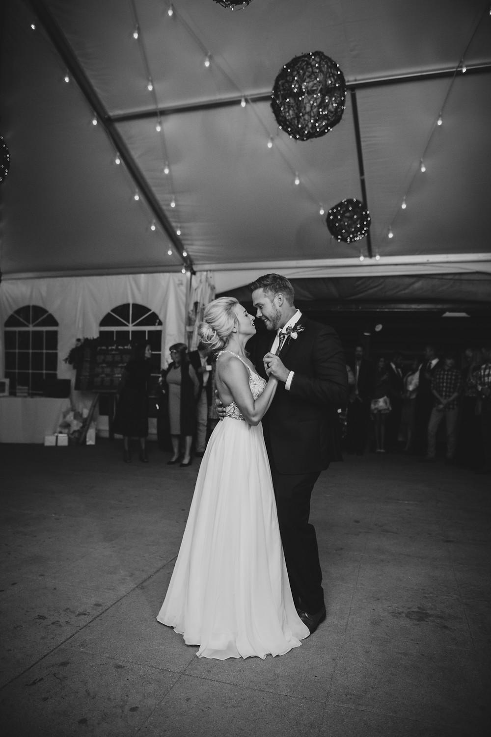 Keystone Wedding Planner - First Dance