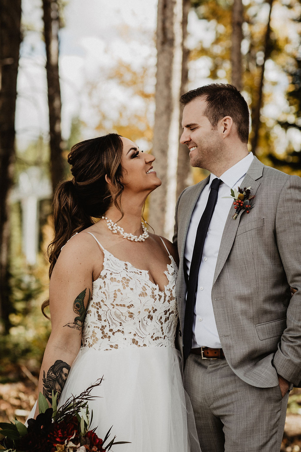 Ten Mile Station Wedding - Breckenride Wedding - First Look