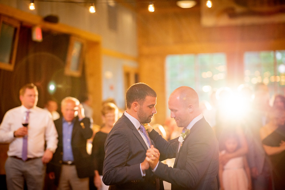 Breckenridge Wedding Planner - Ten Mile Station Wedding - Same Sex Wedding - First Dance