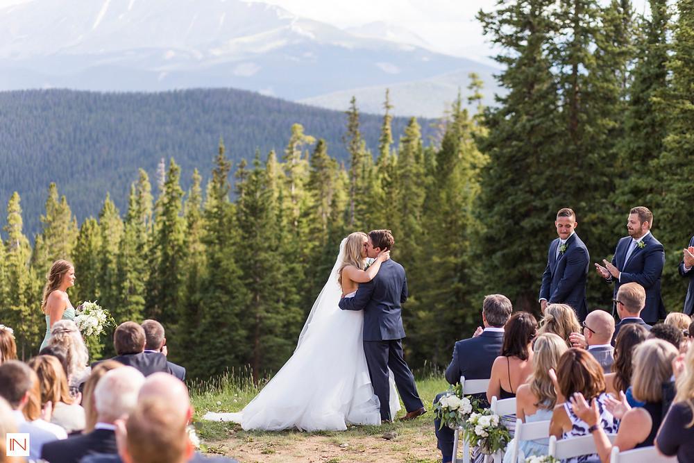 Keystone Wedding Ceremony