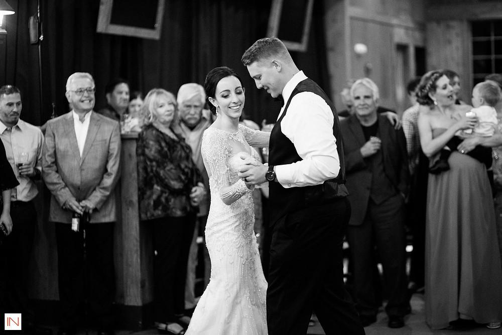 Breckenridge Wedding Planner - First Dance