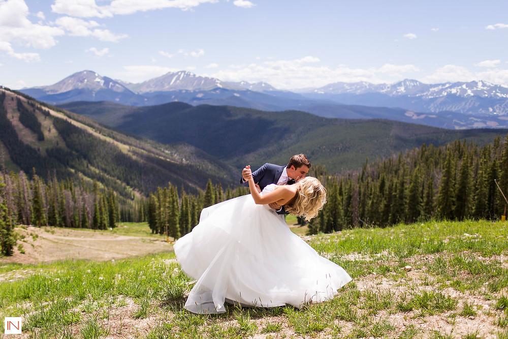 Keystone Wedding Couple