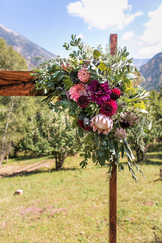 Colorado Wedding Planner - Colorado Wedding Arch